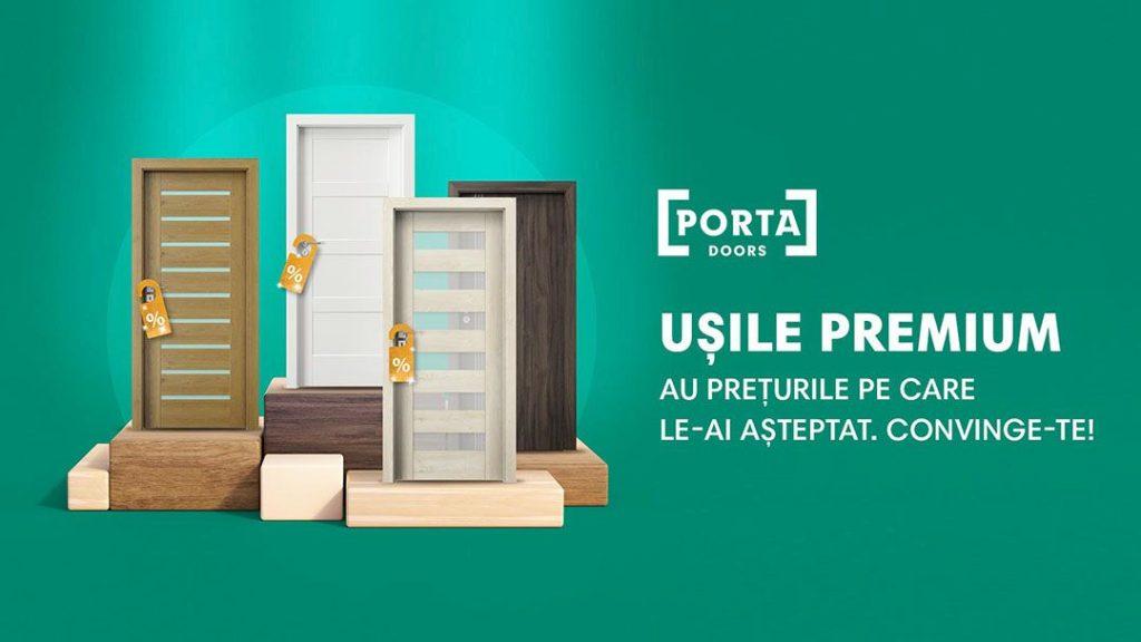 Oferte speciale Porta Doors - Reduceri usi Premium
