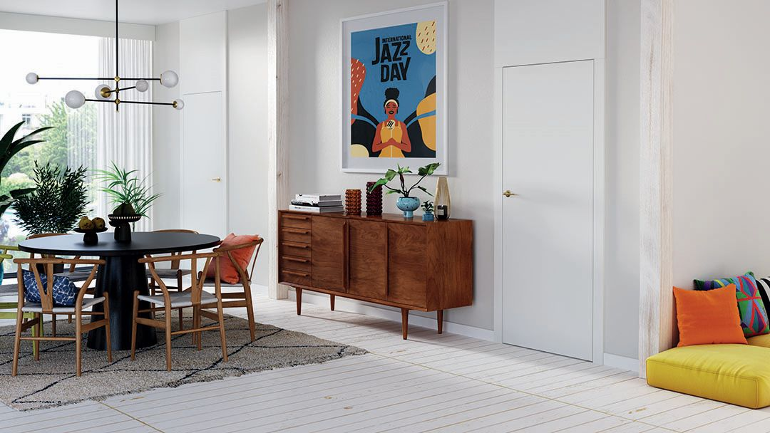 Usi interior cu design atractiv la preturi avantajoase in mai - iunie 2021